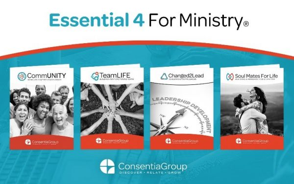 Core 4 - Essential 4 Life - Consentia Group
